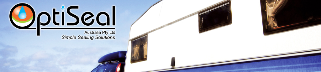 Caravan water proofing using butyl tapes