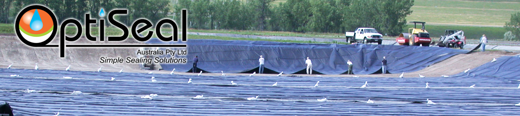 Butyl tape adhesives for dam linings